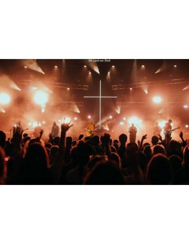 Worship pakket 4 CD's