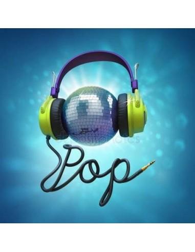 Pop pakket 10 CD's