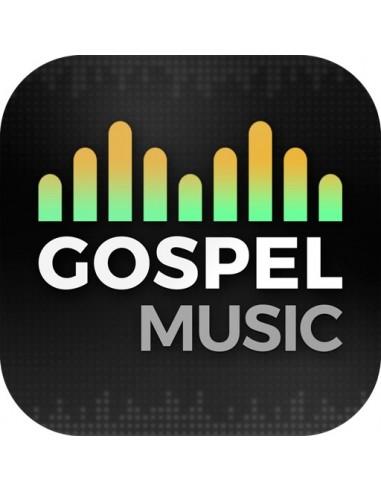 Gospel pakket 4 CD's